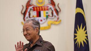 Malezya'nın eski Başbakanı Mahathir Mohamad