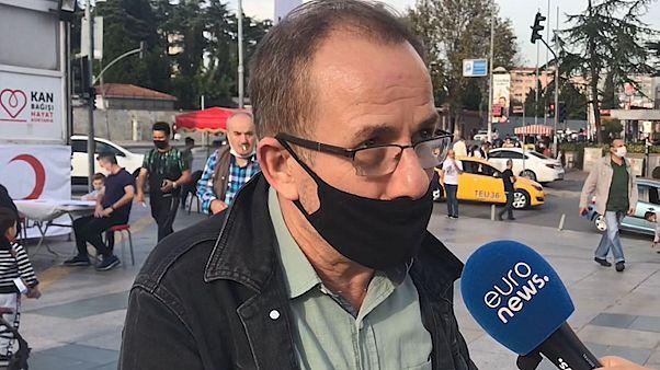 İstanbul sokak röportajı
