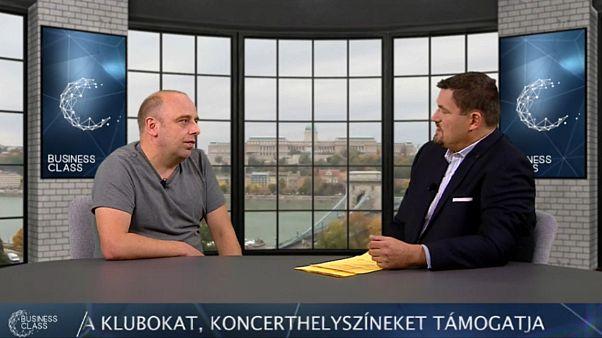 Németh Róbert és Mihálovits András