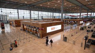 Repülőtér Berlinben