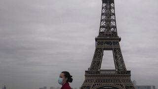 In Frankreich gilt der neue Lockdown seit der Nacht zum Freitag