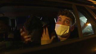 Polizeikontrollen in Portugal
