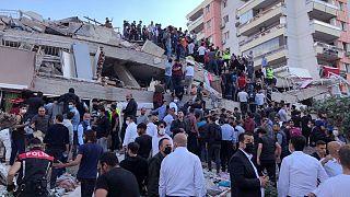 زمین لرزه در غرب ترکیه