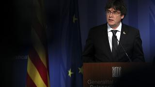 Foto de archivo de Carles Puigdemont