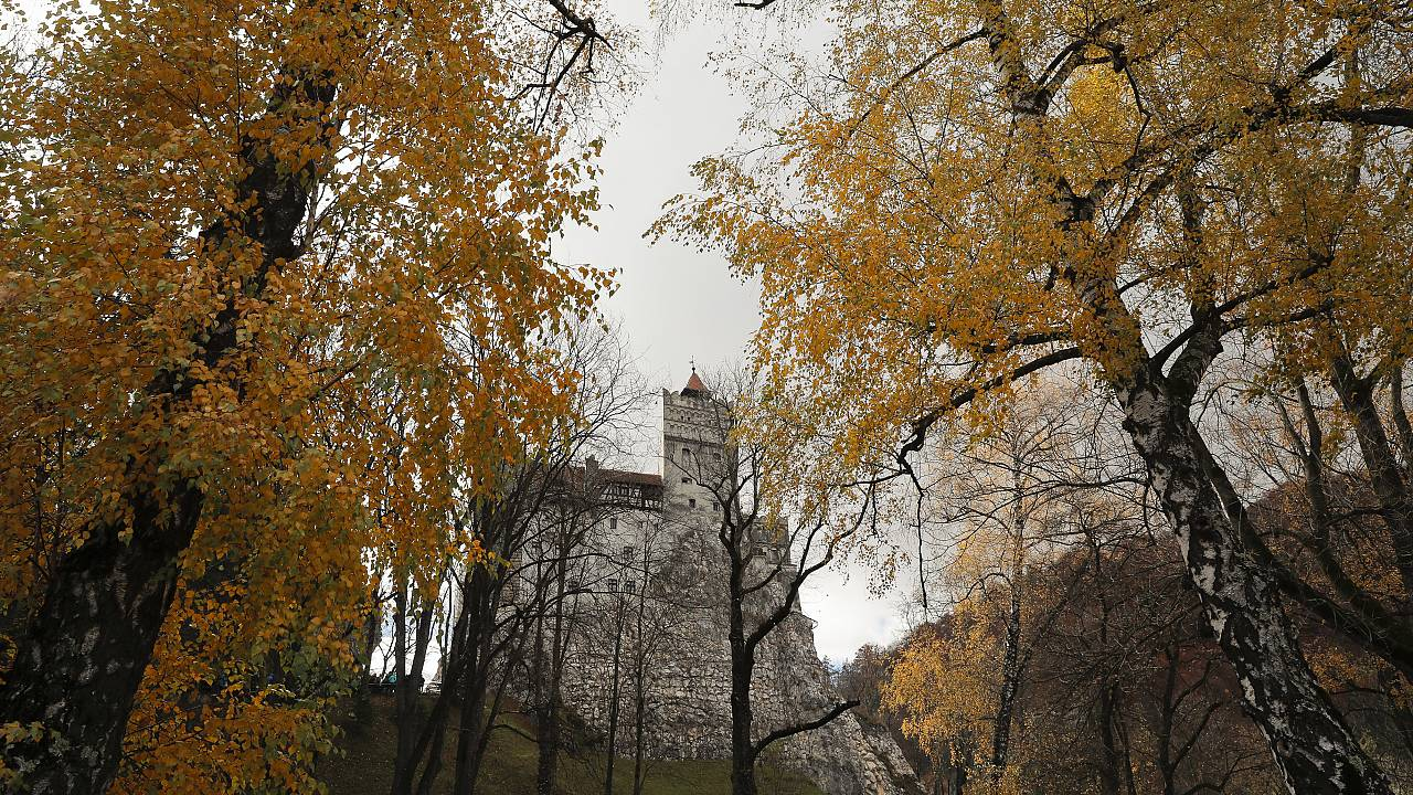 """Dracula""-Schloss: Covid-19, der Horror"