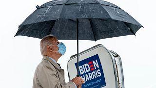 A floridai kampányra induló Joe Biden