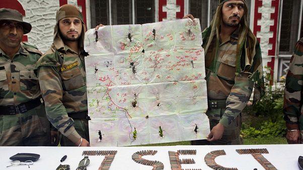 السعودية نيوز |      احتجاج هندي لدى السعودية على خلفية ورقة نقدية تظهر كشمير دولة مستقلة