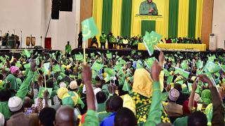 Tanzania's Magufuli wins re-election by a landslide
