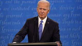 ABD Başkanlık seçimlerinin Demokrat adayı olan Joe Biden