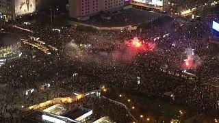 100 000 personnes manifestent à Varsovie pour le droit à l'avortement