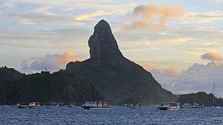 جزيرة فرناندو دي نورونها شمال شرقي البرازيل. 2009/06/05