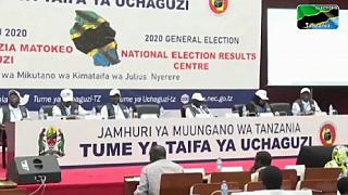 Tanzania opposition rejects presidential result