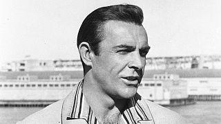 Archives : Sean Connery en 1964