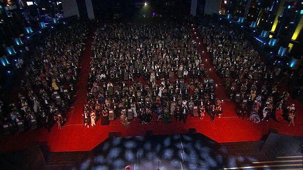 اختتام فعاليات الدورة الرابعة من مهرجان الجونة السينمائي 2020