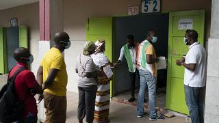 Ivory Coast: Voting largely calm in tense election