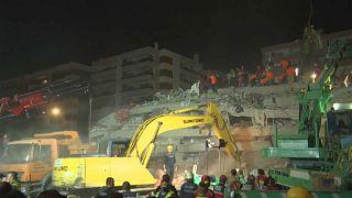Un puissant séisme fait au moins 37 morts en Turquie et en Grèce