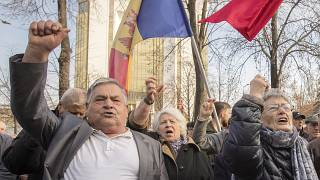Moldova politics