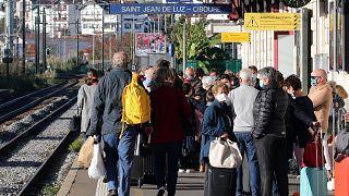 Biarritz, le 1er novembre