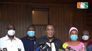 Ivory Coast: Opposition urge calm, claim coup d'etat