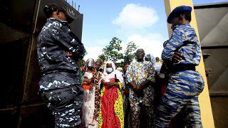 روز انتخابات ریاست جمهوری در ساحل عاج