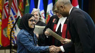 Kanada gelecek 3 yılda 1,2 milyon göçmen kabul etmeyi hedefliyor