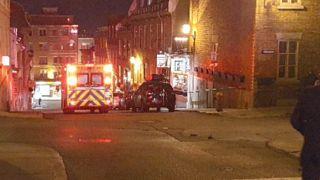 Dos muertos y cinco heridos en una sangrienta noche de Halloween en Quebec