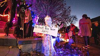 Kanada'da Cadılar Bayramı kutlamaları