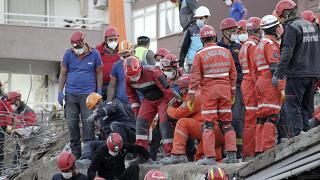 Turkey earthquake: Rescue efforts continue as death toll rises