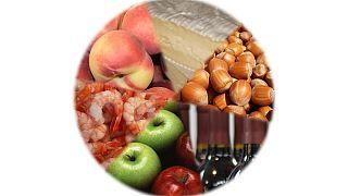 مواد خوراکی و حساسیت افراد