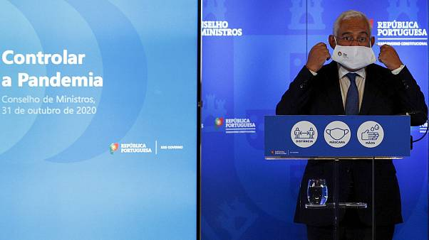 António Costa dá conferência de imprensa após conselho de ministros