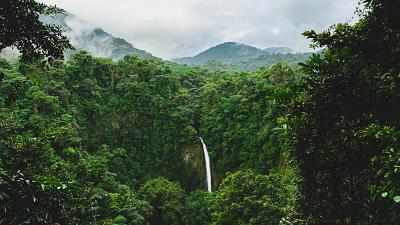 Costa Rica is establishing itself as an ecotourism hotspot