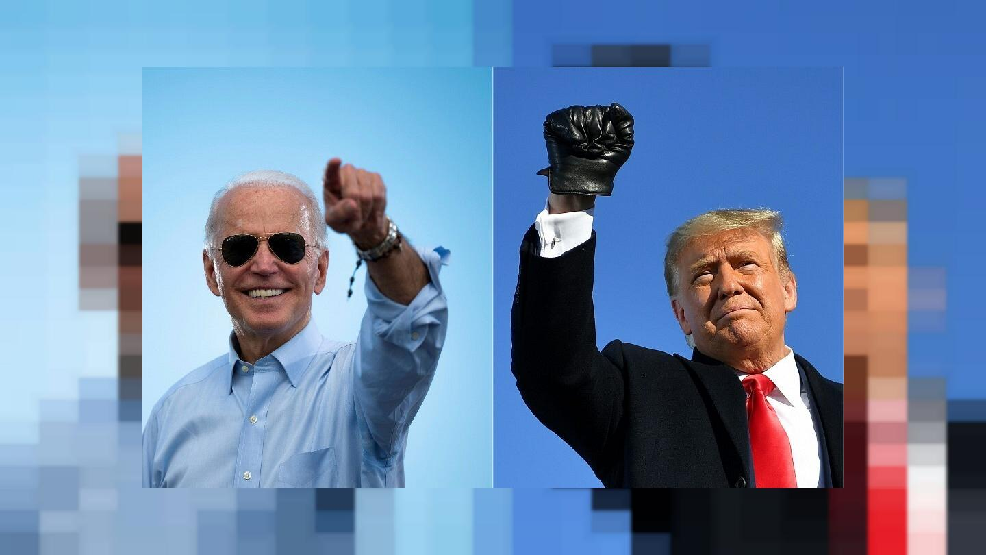 US election live: Latest results and reaction as Trump battles Biden for White House | Euronews