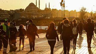 Türkiye'nin Covid-19 1 Kasım tablosu