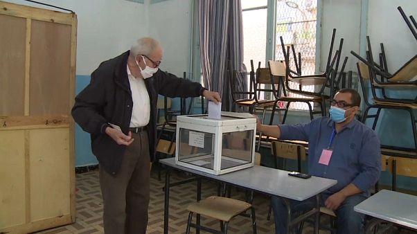 Référendum en Algérie
