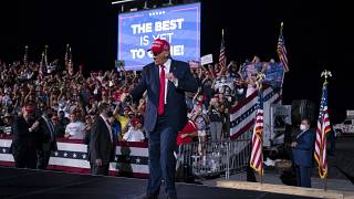 Hartazgo ciudadano mientras los candidatos echan el resto a un día de las presidenciales en EEUU