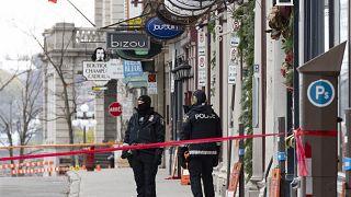 Quebeck kentinde bıçaklı saldırı