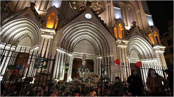 كاتدرائية نوتر دام في نيس