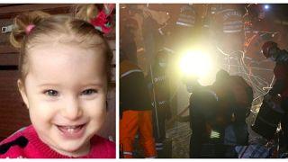 İzmir depreminden 65 saat sonra 3 yaşındaki Elif sağ kurtarıldı