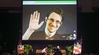 Бывший сотрудник ЦРУ и АНБ США Эдвард Сноуден