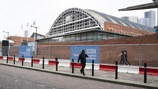 Больница в Манчестере