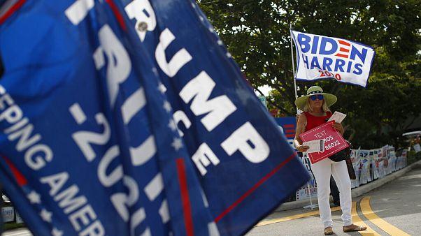 US-Wahl: Biden und Trump fighten um jede Stimme