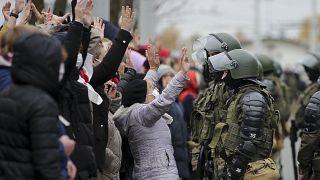 """Le minacce di Lukashenko: """"Non faremo prigionieri"""""""