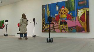 """Von der Covid-Realität eingeholt: """"Lobsteropolis"""" - virtuelle Ausstellung in London"""