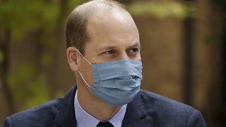 Принц Уильям переболел коронавирусом в апреле