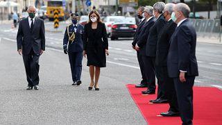 Portugal homenageia os mortos em dia de luto nacional