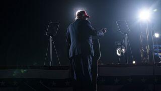 Trump in comizio a Miami, Florida
