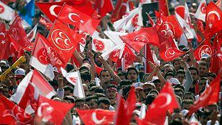 تظاهرات سال ۲۰۱۵ «گرگهای خاکستری» در استانبول