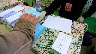 همهپرسی اصلاح قانون اساسی الجزایر