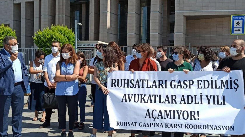 avukatlardan ruhsat gaspina karsi koordinasyon iktidar makbul hukukcusunu yaratmak istiyor euronews