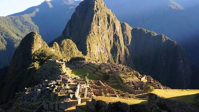 The ancient site plays a huge role in Peru's tourism industry.